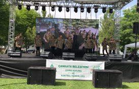 Çankaya Belediyesi Çevre Günü Etkinliği (6)