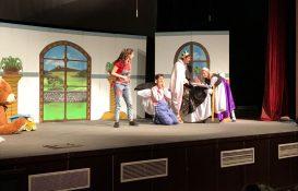 Konya Karapınar Belediyesi Çocuk Tiyatrosu Etkinliği Yapıldı